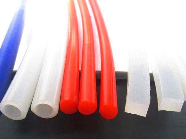 硅胶条 硅胶管 - 衡水亿德橡塑制品有限公司图片1